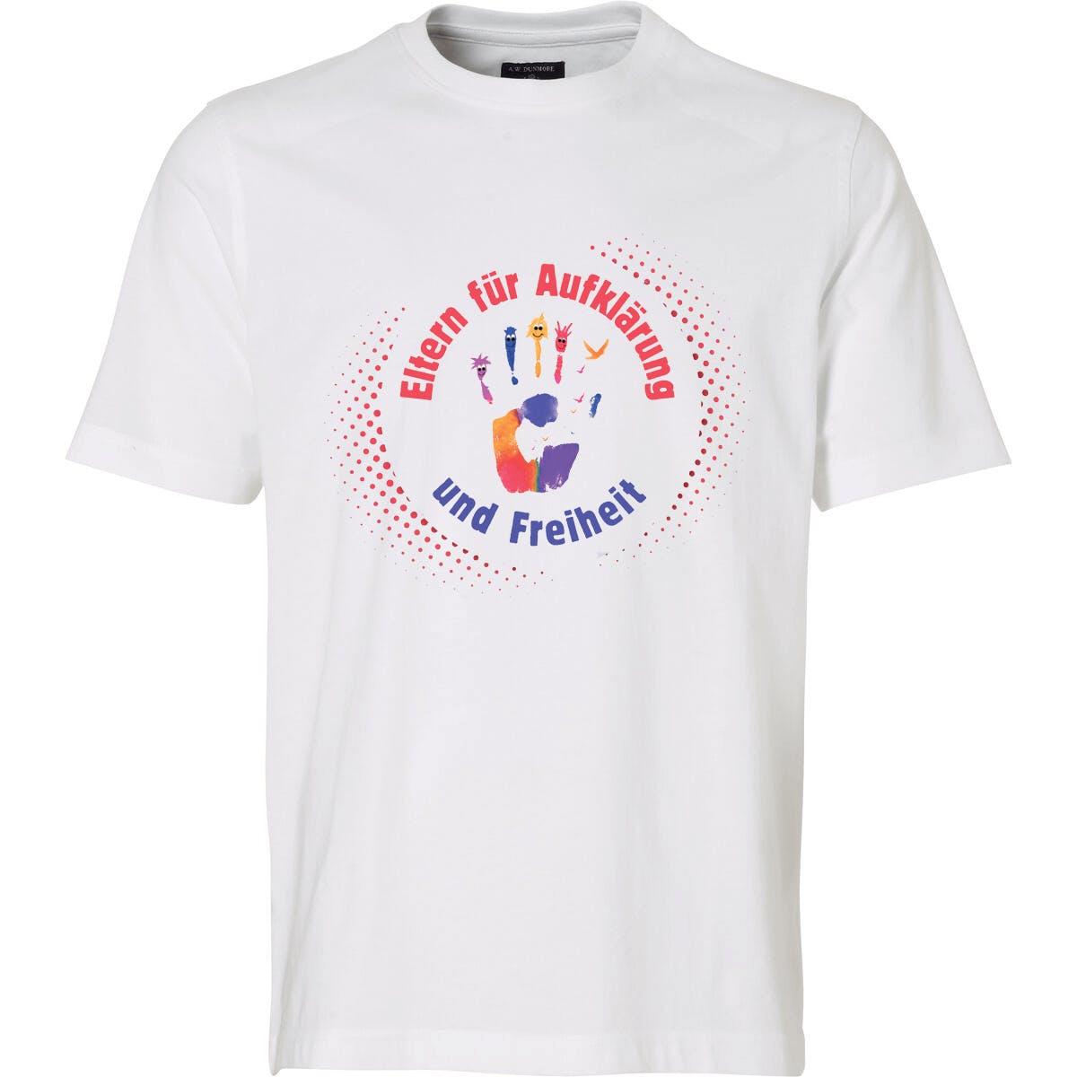 T-Shirt: Eltern für Aufklärung und Freiheit