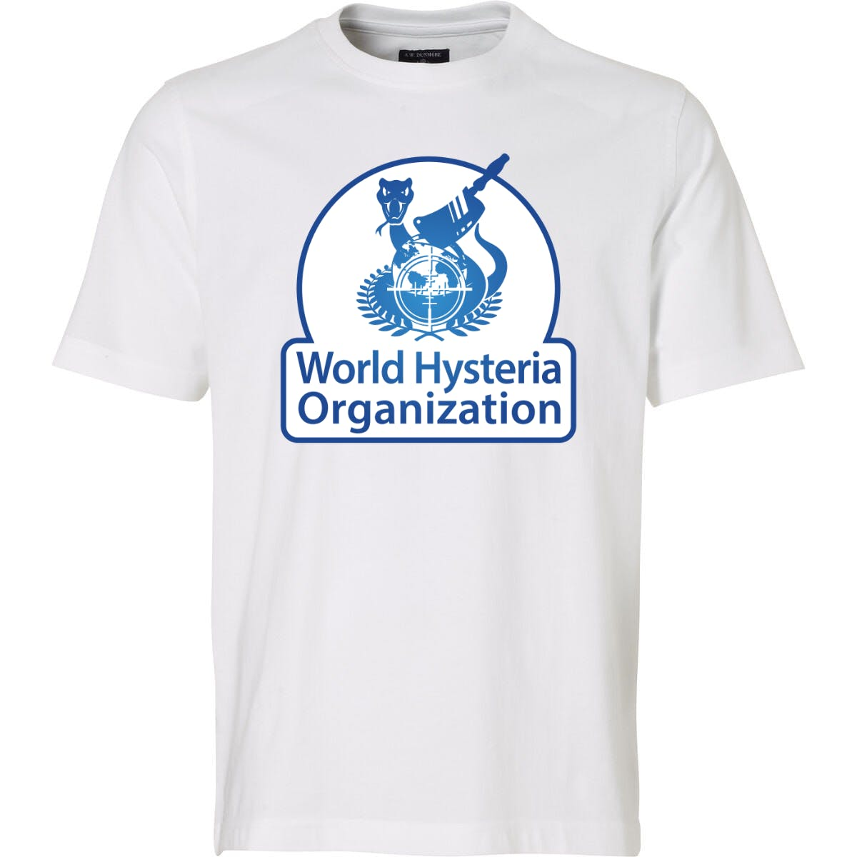 T-Shirt: Word Hysteria Organisation (Pandemimimi)