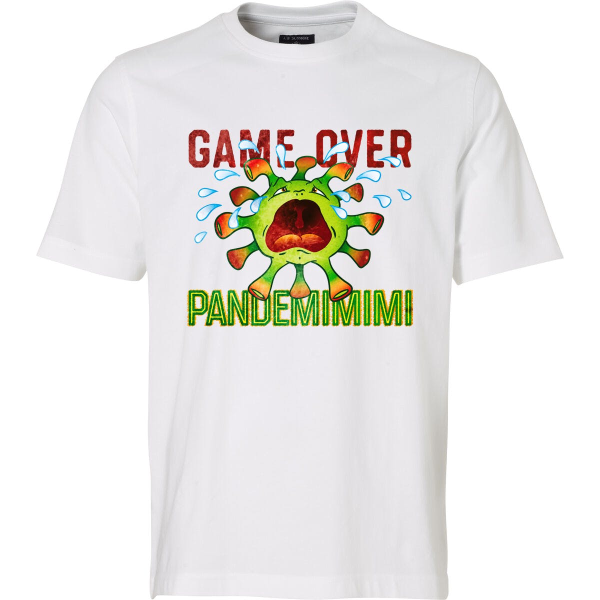 T-Shirt: Pandemimimi GAME OVER